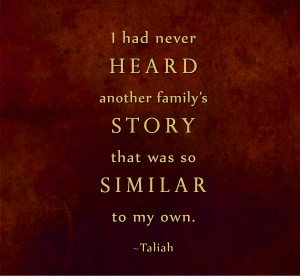 Taliah quote