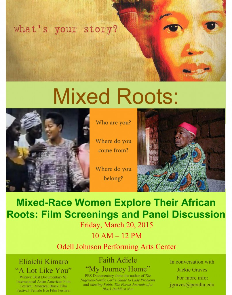 Mixed Roots FLYER2